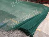 Металлические шторы из сетки для ресторана
