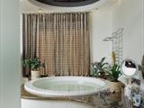 Шторы для ванной, бассейна