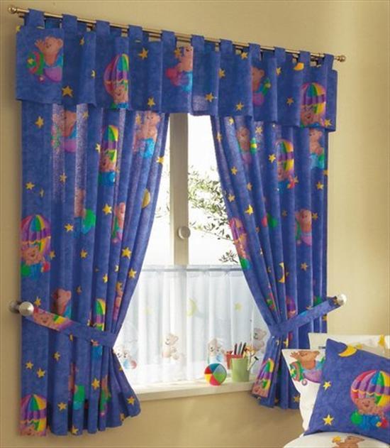 Сшить шторы в детскую фото 9