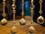 Хрустальная штора Кристалл для квартиры в Подольске