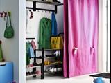 Шторы для шкафа и гардеробной