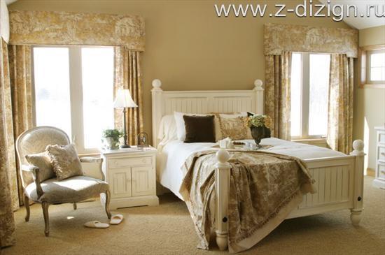 """Подбирая гарнитур для спальни во французском стиле  """"прованс  """", вы можете."""