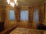 Вариант штор для спальни