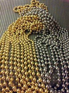 Изготовление металлических штор -перегородок -занавесов из бусин