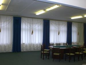 Шторы для конференц-залов