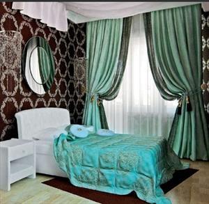 Пошив покрывала и подзора на кровать