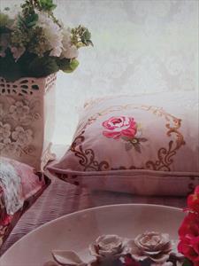Ткани Vik, декоративная подушка