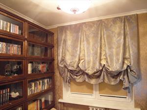 Лондонские или английские шторы