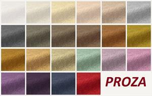 Бархат PROZA - 22 цвета